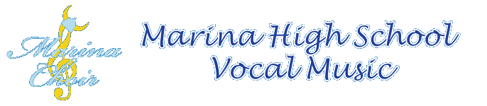 Marina High School Choir